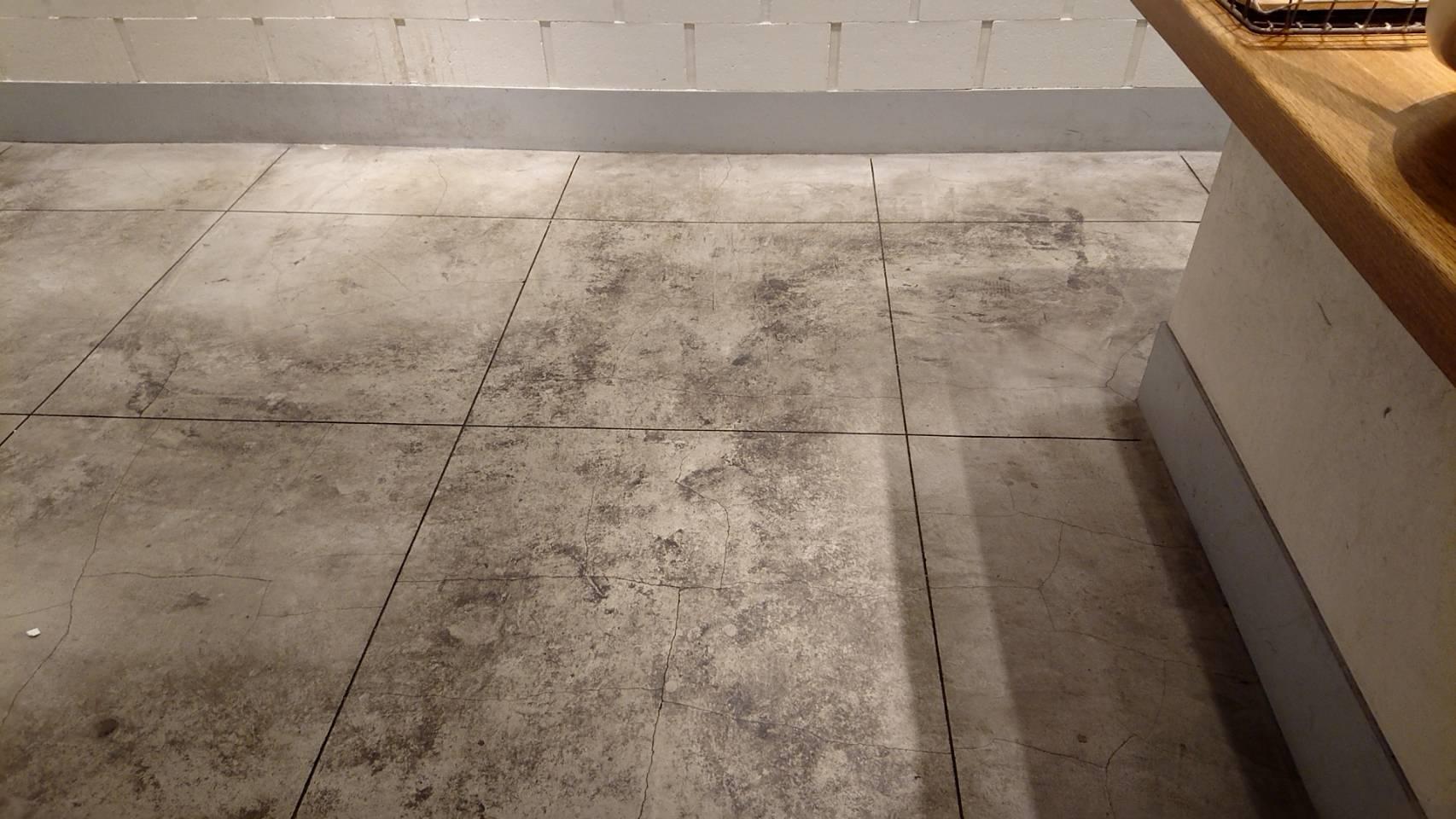 床面洗浄WAX塗布清掃